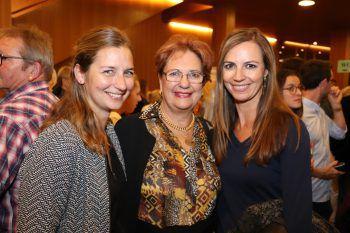 """<p class=""""caption"""">Brunhilde Übelhör, Christina Widmer, Patricia Dorner.</p>"""