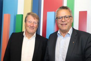 "<p class=""caption"">Christoph Hagspiel und Roland Frühstück.</p>"