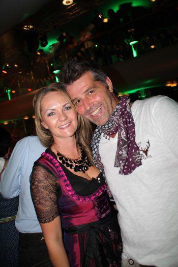 """<p class=""""caption"""">Claudia Romagna und Martin Eisenkeil.</p>"""