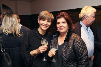 "<p class=""caption"">Daniela Michelini mit Christine Weingartner-Tschanett.</p>"