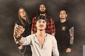 """Die Band """"Skullfire"""" werden das """"Widos"""" bei der Halloweenparty rocken. Foto: handout/Widos"""
