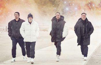 """""""Die Fantastischen Vier"""" geben im Juni ihre Hits bei einem Open Air-Konzert zum Besten."""