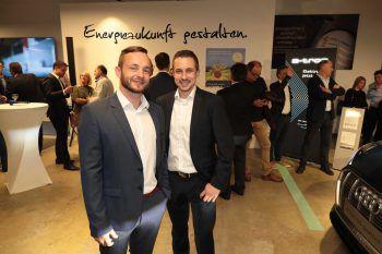"""<p class=""""caption"""">Dominik Fröhle und Markus Vonbank (Autohaus Rudi Lins).</p>"""