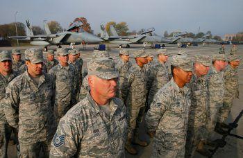 Fast ein Drittel der US-Bürger ist zu dick, um dem Militär zu dienen. Foto: Reuters