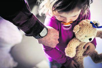 Gewalt an Kindern ist auch in Vorarlberg ein Thema, über das gerne geschwiegen wird. Die neue Kampagne des Landes möchte die Bevölkerung sensibilisieren.Foto: Sams