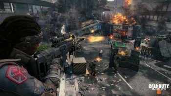 """Im Modus """"Battle Royal"""" treten bis zu 115 Spieler gegeneinander an. Screenshots: Treyarch/Activision"""