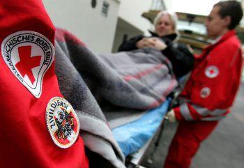 In diesem Jahr fehlten dem Roten Kreuz rund 15 Zivildiener in den Rettungsstellen. Foto: APA