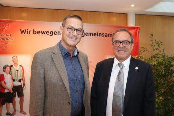 "<p class=""caption"">Landesrat Christian Bernhard und Arno Sprenger.</p>"