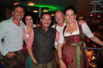 "<p class=""caption"">Lukas Marberger mit Petra Nistelberger, Helmut Beran, Markus Zaversnik und Nadine Drummel.</p>"