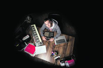 """MC PilleOne und Audiobunka Soundsystem laden nächsten Samstag wieder zur """"Eardrum Session"""" in den Spielboden. Foto: handout/PilleOne"""