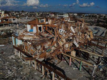 <p>Mexico Beach. Tödlich: Hurrikan Michael hinterließ an der Küste Floridas eine Spur der Zerstörung.</p>