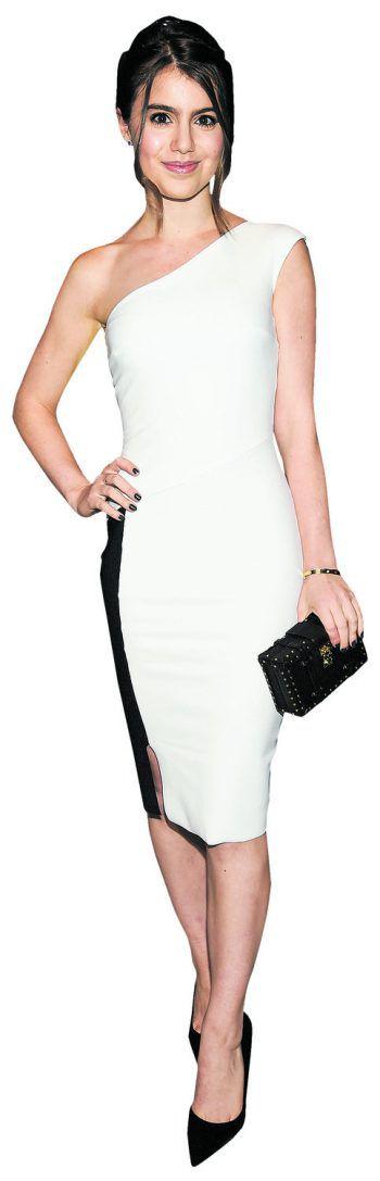 New York. Hübsch: Schauspielerin Sami Gayle (Detachment Blue Bloods – Crime Scene New York) bei den National Art Awards.