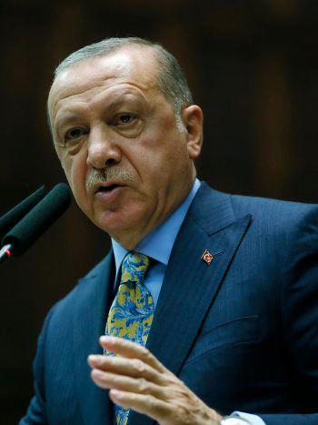 Präs. Erdogan