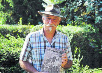 """<p class=""""caption"""">""""Ranger Sigi"""" präsentiert am Freitag sein neues Buch im Funkhaus Dornbirn.</p>"""