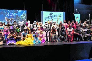 Stormtroopers, Deadpool, Spiderman und mehr – auf der 1. Comic Con Bodensee fanden sich zahlreiche Helden aus Filmen, Comics und Videospielen ein und feierten in der Messehalle ein Fest der Popkultur. Fotos: Comic Con, VOL.AT/Rauch, handout/privat