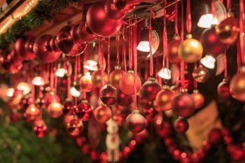 """<p class=""""caption"""">Weihnachtliche Stimmung beim Gutshof Heidensand in Lustenau.Foto: Shutterstock</p>"""