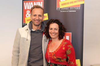 "<p class=""caption"">Andreas Vaschauner und Sandra Aberer.</p>"