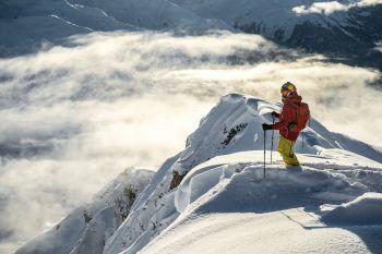 """Besondere Erlebnisse am Berg stehen bei der """"Gratwanderung"""" im Vordergrund."""