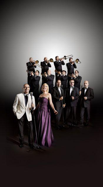 Beste Unterhaltung im Stil der 30er- und 40er-Jahre garantiert das Glenn Miller Orchestra.Foto: handout/Glenn Miller Orchestra