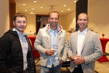 "<p class=""caption"">Christian Pfister, Andreas Vaschauner (W&W) und Thomas Ettenberger.</p>"
