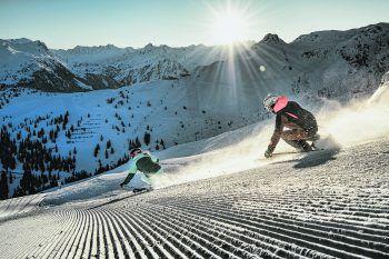 Da kann die Wintersaison 2018/19 kommen: Die Silvretta Montafon bietet wieder zahlreiche Highlights, auch abseits der Pisten! Foto: handout/Silvretta Montafon, Daniel Hug