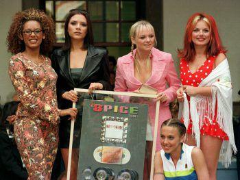 Die Spice Girls wollen's nochmal wissen. Allerdings ohne Posh-Spice. Foto: Reuters