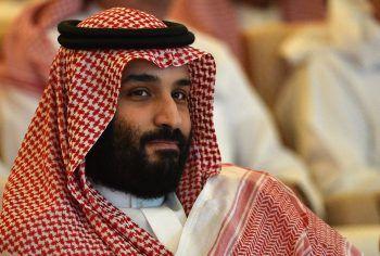 Ermittlungen zufolge soll der Kronprinz Mohammed bin Salman hinter der Ermordung des Journalisten Jamal Khashoggi stecken. Foto: Fayez Nureldine/AFP