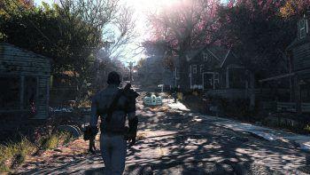 """""""Fallout 76"""" lässt in der aktuellen Version nur wenig Freude aufkommen. Screenshots: Bethesda"""