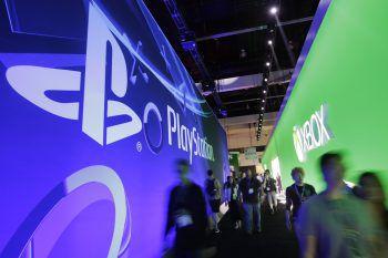 Ältere Gamer spielen lieber auf der PlayStation, jüngere auf der Xbox. Foto: AP