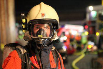 Beim Eintreffen der Feuerwehr war das Feuer bereits erloschen.Symbolfoto: VOL.AT/Rauch
