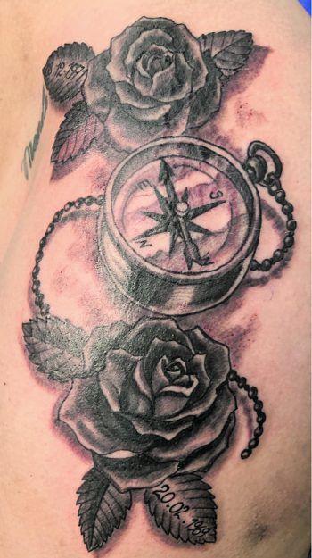 Ein Tattoo Von Bernie Luther Wann Wo
