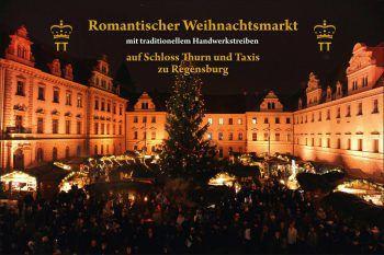 """<p class=""""caption"""">Ganz viel Romantik und Traditionelles gibt es auf Schloss Emmeram. </p>"""