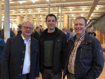 "<p class=""caption"">Gerhard Krump, Thomas Theurer und Hanno Fuchs.</p>"