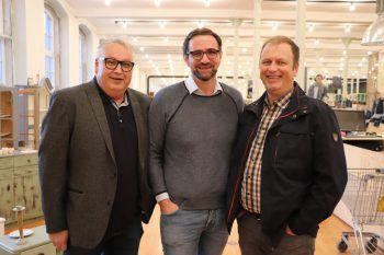 "<p class=""caption"">Hansi Bandl, Christian Leidinger und Hanno Fuchs.</p>"