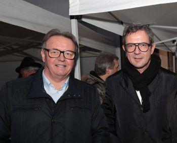 """<p class=""""caption"""">Hermann Metzler (ZM3) und Bernhard Ölz (Prisma).</p>"""