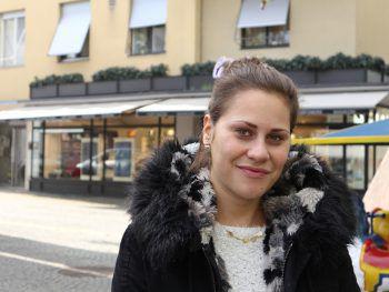 """<p>""""Ich gehe immer wählen und finde das auch wichtig. Auch wenn ich mich nicht täglich mit Politik beschäftige.""""</p><p>Karolin, 26, Hohenems</p>"""