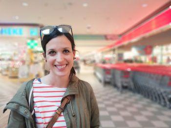 """<p>""""In vielen Branchen ist es für Mütter immer noch schwer, Job und Kinder unter einen Hut zu bekommen.""""</p><p>Magdalena, 31, Hohenems</p>"""