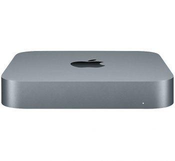 Mac Mini: Apples Kompakt-Desktop verfügt in seiner Grundversion über i3-Quadcore-CPUs, zudem gibt es eine Sechskern-i7-Variante. Der neue Mini soll die Leistung seiner Vorgänger um das Fünffache überbieten. Preis: Ab 899 Euro (8 GB RAM, 126 GB SSD).