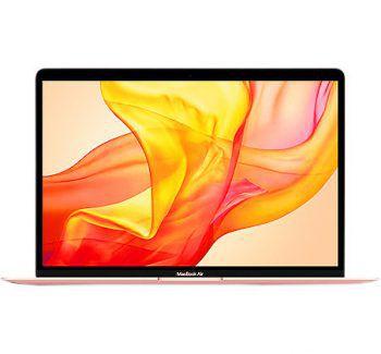 """<p>Macbook Air: Das neue Air kommt mit schlankeren Rändern, Touch-ID und 13,3""""-""""Retina""""-Display. Das Air mit i5-Dualcore kann auf bis zu 16 GB RAM und 1,5 TB erweitert werden. Die Preise für das Notebook starten bei 1379 Euro für 128 GB und 8 GB RAM.</p>"""