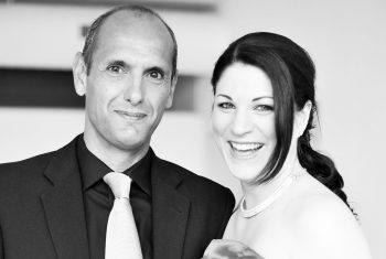 Nina Fleisch und Attila Buri sorgen für stimmungsvolle Musik. Foto: handout/Nina Fleisch