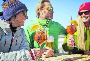 """<p class=""""caption"""">Pistenspaß, musikalische Highlights und kulinarische Genüsse, das alles und mehr erwartet die Besucher der Silvretta Montafon.</p>"""