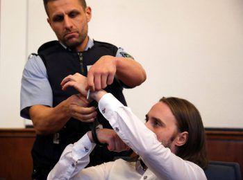 Sergej W. gestern vor Gericht. Foto: Reuters