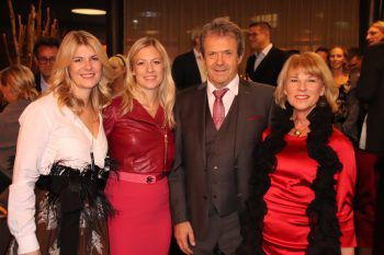Vera Huemer-Marquart, Bianca Huemer, Peter und Lydia Huemer.Fotos: WAM