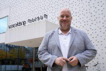 WANN & WO bat Andreas Rudigier, den Leiter des Vorarlberg Museums in Bregenz, zum großen Sonntags-Interview.Fotos: Andreas Sillaber