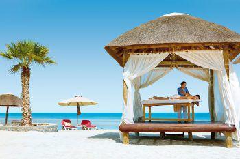 """<p class=""""caption"""">Wunderbare Strandabschnitte laden zum Entspannen und Verweile ein.</p>"""