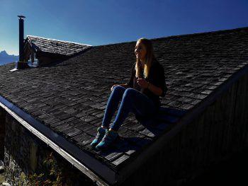 Die 19-Jährige aus Thüringerberg ist leidenschaftlich gerne draussen in der Natur.