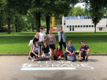 Die Jugendlichen sind top motiviert, unser Bildungssystem zu reformieren. Fotos: handout/LSV