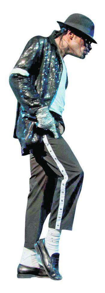 """<p class=""""caption"""">Natürlich gibt es keine Jackson-Show ohne den Moonwalk.</p>"""