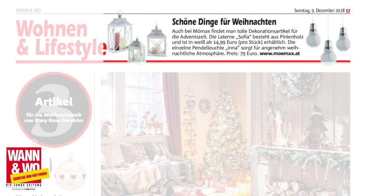 sch ne dinge f r weihnachten wann wo. Black Bedroom Furniture Sets. Home Design Ideas