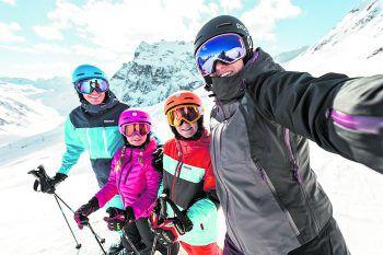Atemberaubendes Bergpanorama und coole Events – all das und mehr bietet das Wintersportparadies Gargellen. Foto: handout/Bergbahnen Gargellen